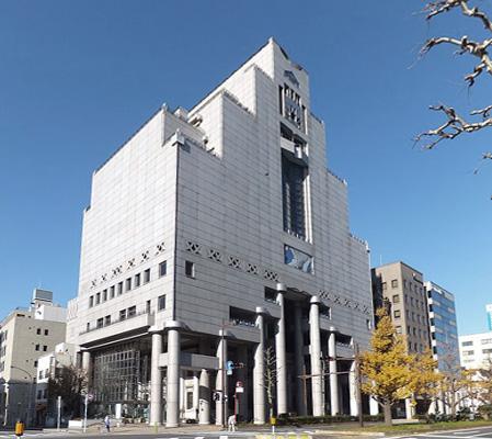 千葉市美術館中央区役所