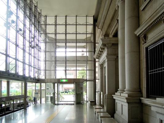 千葉市美術館中央区役所3