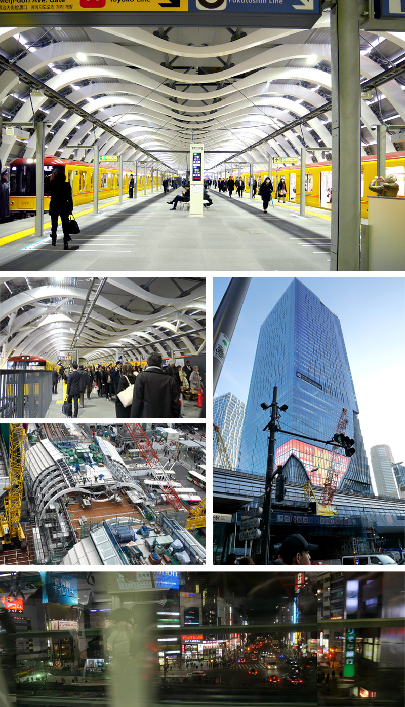 TOKYO METRO_ShibuyaStn
